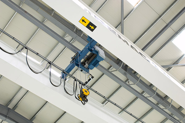 Industrial Cranes Romania Elmas